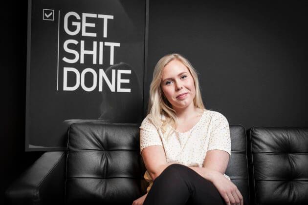 Hallå där Nellie Norberg, ny praktikant på Mindmakers PR