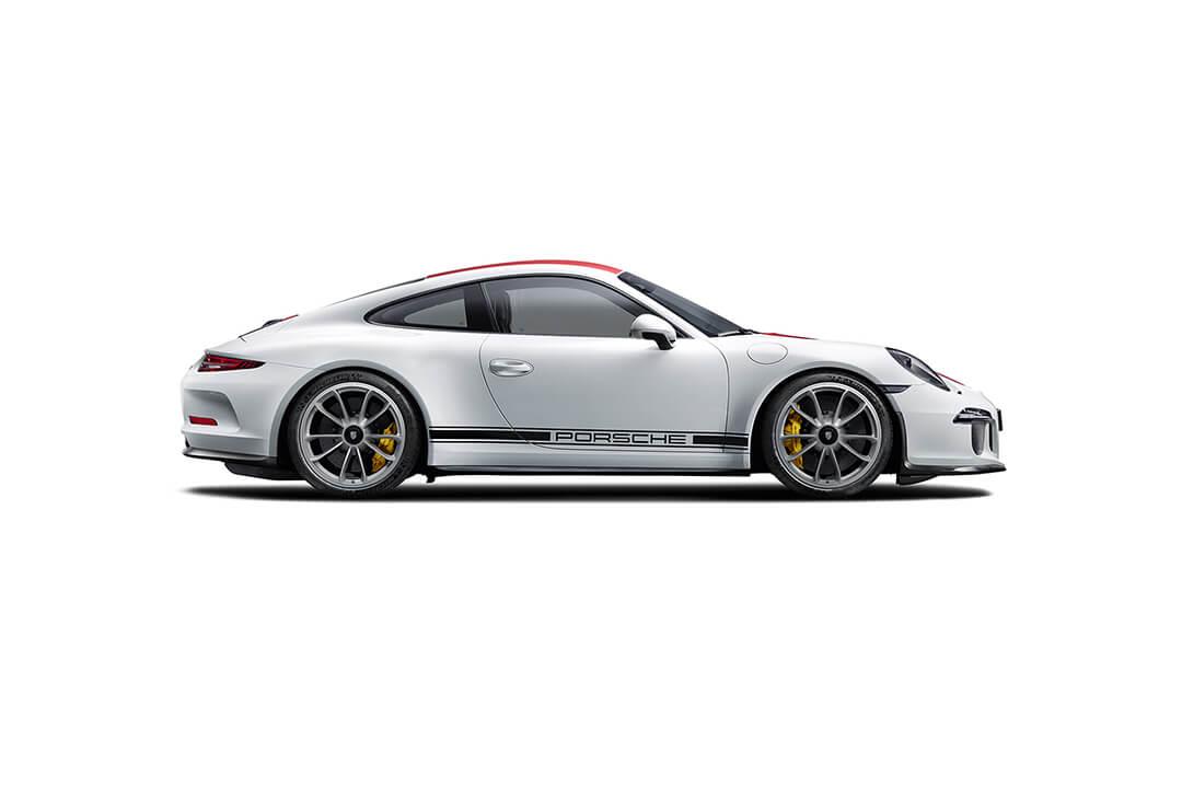 Porsche > Världens snabbaste jobb
